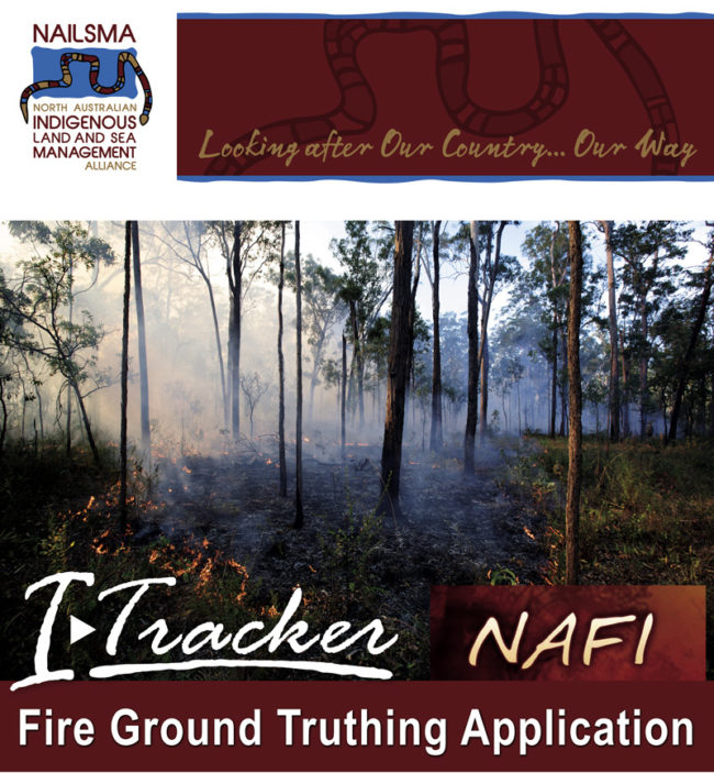 I Tracker Fire Ground Truthing Application Copy
